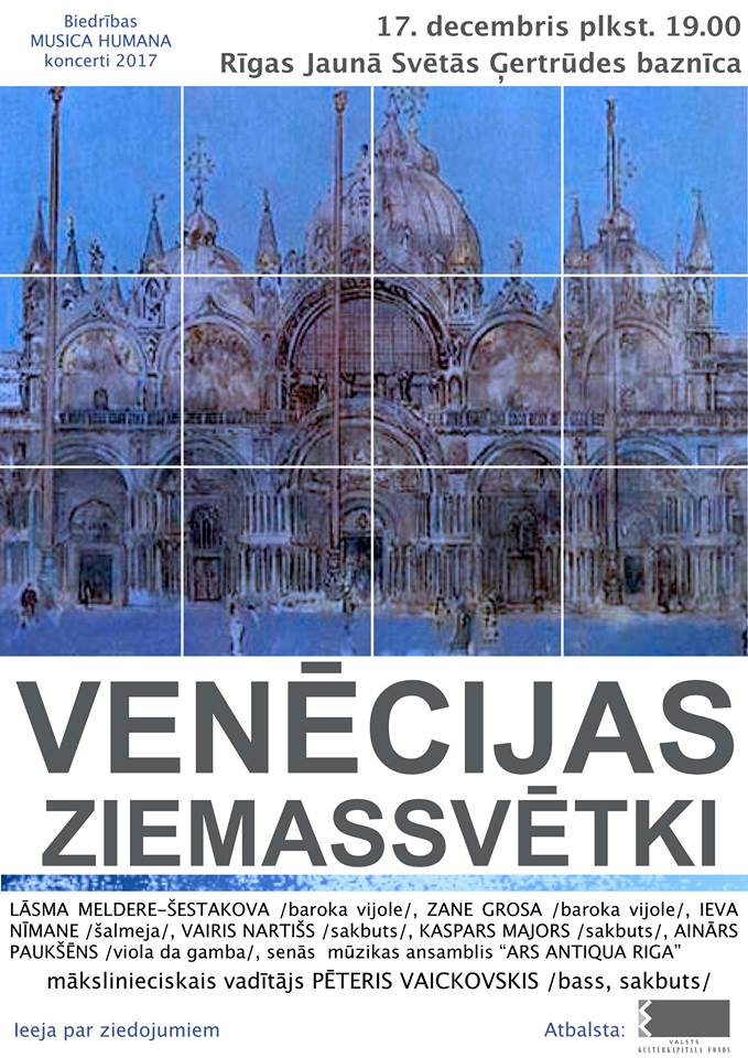 Venecijas ziemassvetki